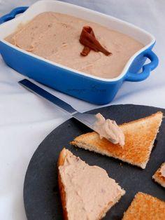 Paté de Anchoas y Atún / Anchovy and Tuna Pate