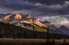 Kootenay Plains  - Rocky Mountains Canada -  near Banff National Park. by Jens Gaethje  #rockymaountains #canada #nationalpark