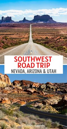 Need a Southwest road trip itinerary you can steal? Enjoy this perfect 7 day Southwest road trip which can be easily stretched to a 10 day or 2 week Southwest road trip. 