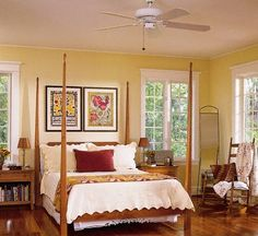 Bedroom Decorating Pictures
