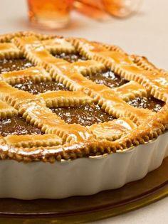 Πάστα φλώρα - www.olivemagazine.gr Greek Desserts, Greek Recipes, Home Bakery, Apple Pie, Deserts, Brunch, Dessert Recipes, Food And Drink, Cooking Recipes