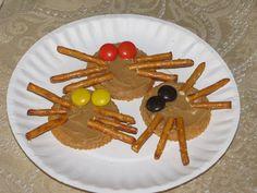 spider snacks