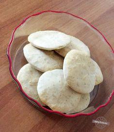 Πιτάκια με αλεύρι πατάτας - Dairy-free Potato Flour, Dairy Free, Gluten Free, Mini Pies, Paleo Recipes, Potatoes, Bread, Cookies, Vegetables