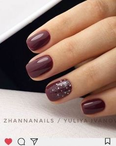 55 Ideas nails shellac ideas winter sparkle - #Ideas #nails #Shellac #sparkle #Winter