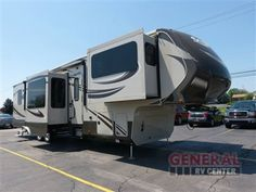 New 2016 Grand Design Solitude 379 FL Fifth Wheel at General RV | Brownstown, MI | #124444