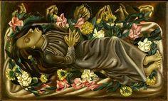 Juan Soriano, The Dead Girl, 1938, Philadelphia Museum of Art