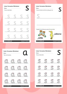 Twinkl resources letter formation workbook printable resources for twinkl resources phase 2 letter formation worksheets printable resources for primary spiritdancerdesigns Images