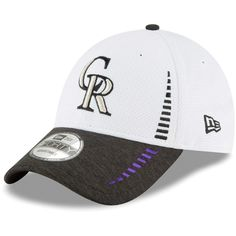 low priced 124ac d38d7 ... buy mens colorado rockies new era white speed tech 9forty adjustable  hat your price 23.99 6836c