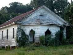 Abandoned church, Hale County Alabama. Love the blog. It'll be a great reference if I'm ever shooting down in 'bama.