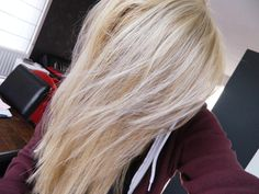 .perfect blonde color :) @Heather Creswell Creswell Welch