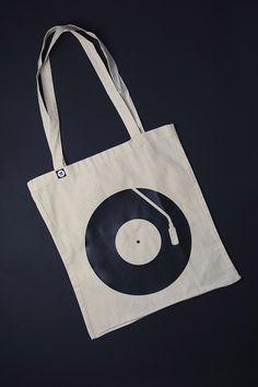 Eco Bag - Vinyl