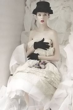 Daria Strokous by Patrick Demarchelier   Dior