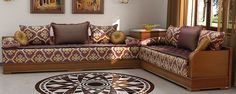 décor arabe | Salon arabe (photo 1/1) - Un salon arabe. Crédit photo : www.richbond ...