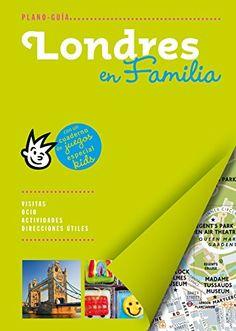 Londres En Familia. Plano-Guía (PLANO-GUIAS FAMILY)