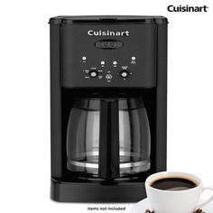 Cuisinart Brew Central 12-Cup Programmable Coffeemaker at 57% Savings off Retail!