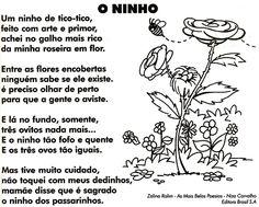 Texto O NINHO