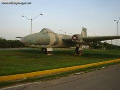 BAC Canberra, Venezuelan Air Force