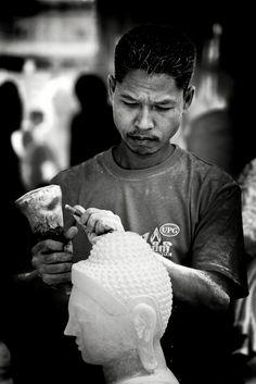 A hard days work. Door communitylid StevenG - NG FotoCommunity ©