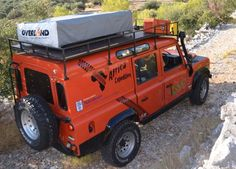 The Africa Expedition chose well. Look at what these overlanders did with their 300Tdi Defender