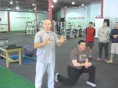 Strength Training Technique: Scapular Movement During the Push-up | Eric Cressey | High Performance Training, Personal Training