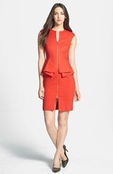 See Price For Ted Baker London Structured Peplum Cotton Blend Sheath Dress Here : http://www.thailandpriceza.com/go.php?url=http://shop.nordstrom.com/S/ted-baker-london-structured-peplum-cotton-blend-sheath-dress/3651975?origin=category&BaseUrl=All+Women%27s+Clothing