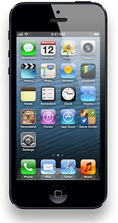 Apple iPhone 5 16GB + Free Otterbox Case