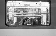 Baiser derrière la vitre-Rodolphe Sebbah