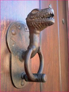 Door Knocker Unique