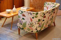 """Werner West """"Royal""""-sohva, Keravan Puusepäntehdas, 1940-luku - Antiikki &… Furnitures, Magazine Rack, Cabinet, Storage, Vintage, Design, Home Decor, Clothes Stand, Purse Storage"""