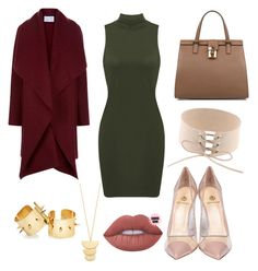 """""""Glam 3"""" by glowgetter on Polyvore featuring Harris Wharf London, Semilla, Dolce&Gabbana, Gorjana and Lime Crime"""