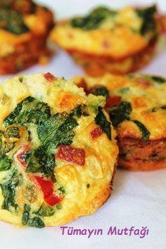 SEBZELİ MUFFIN OMLET; http://www.tumayinmutfagi.com/TarifYorum-960-yemek-tarifleri_sebzeli-muffin-omlet.htm