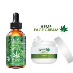 Organic CBD Essential Oil and Face Cream, 2 Pcs Set  Price: 17.95 & FREE Shipping  #vibes3 Sleep Help, Cbd Hemp Oil, Organic Essential Oils, Stress And Anxiety, Health And Beauty, Herbalism, Pure Products, Cream, Face