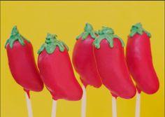 chilli cake pops