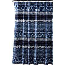 Jase Tie Dye Shower Curtain