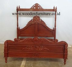 Canopy_Bed_Solid_Mahogany_Wood_Bed_Antique.jpg (1304×1213)