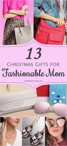 13 Luxury Christmas Gifts to Make Your Fashionable Mom Smile - Gift Ideas For All Luxury Christmas Gifts, Christmas Gifts To Make, Christmas Gifts For Boyfriend, Christmas Trees, Gifts For Your Mom, Gifts For Kids, Practical Gifts, Mom Outfits, Fashionable Mom