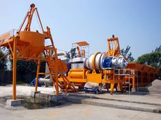 Mobile Asphalt Mixing Plan,The mixer consists of burner, filler conveyor, dryer, twin-shafts forced mixer, asphalt weighing conveyor, filler weighing conveyor, dust collector, trailer chassis, hydraulic supporter, etc.