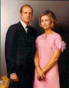 queen sofia | Tumblr - King Juan Carlos (Juan Carlos Alfonso Víctor María de Borbón y Borbón-Dos Sicilias) (5 Jan 1938-living2014) Spain & Queen Sofia (Sophia Margarita Victoria Frederika) (2 Nov 1938-living2014) Greece & Denmark.