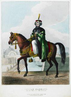 Sultan Mahmud II-1829