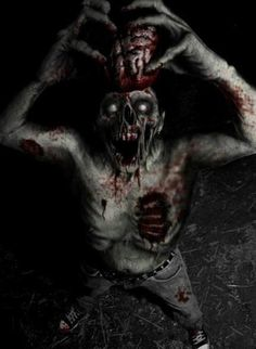 Citation: I plan to have a zombie like this eating my family's brains