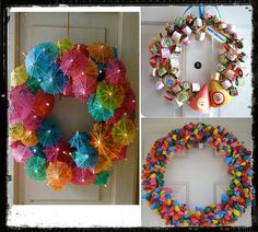 DIY Wreaths  | A DIY Guide To Making Your Party Awesome
