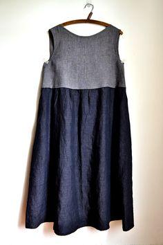 Bicolour Dress