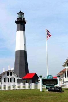 Tybee Island, um destino perto de Savannah que vale a pena conhecer