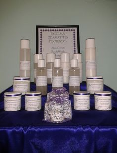 Specialising in troubled skin products. Eczema, dermatitis & psoriasis, shampoo, conditioner, body wash and creams. Body wash ~ $10.00/125ml, $16.50/250ml. Creams ~ $24.00/60g, $34.00/100g.