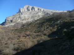 Beriain mountain
