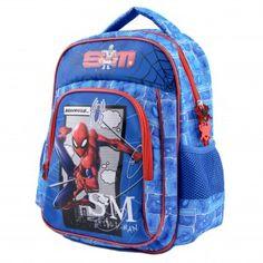Ghiozdan mediu Spider-Man North Face Backpack, Spiderman, The North Face, Lunch Box, Backpacks, Bags, Spider Man, Handbags, Bento Box