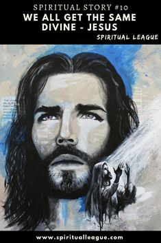 Jesus modeled prayer for us in the bible and in this mixed-media painting I've used real bible pages, markers, ink pen & acrylic paint. Look at the sincerity in Christ's eyes and connect with Him through this work of art. Christian Canvas Art, Christian Artwork, Christian Artist, Jesus Christ Painting, Jesus Artwork, Paintings Of Christ, Eye Painting, Mixed Media Painting, Speed Painter