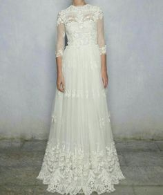 362663a4a6054b The Luisa Beccaria Spring Summer 2014 collection. Princess Lace Wedding  Gowns Maybe in an off white color