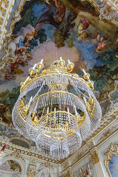 Nymphenburg Palace . Munich Germany