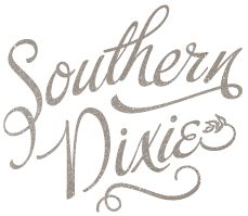 Southern Dixie Photography – Logo by Ribbons of Red